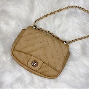 🖤SALE: price drop🖤Boutique quilted crossbody bag